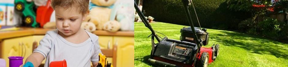 Baby-sitting, jardinage, etc.